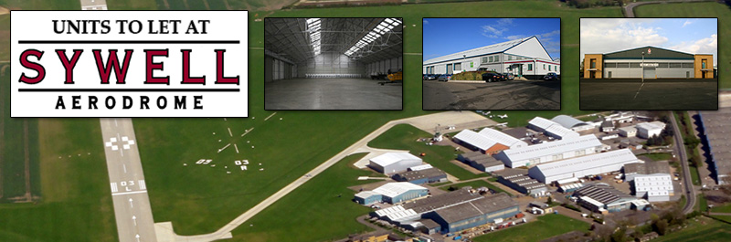 UNITS TO LET AT SYWELL AERODROME